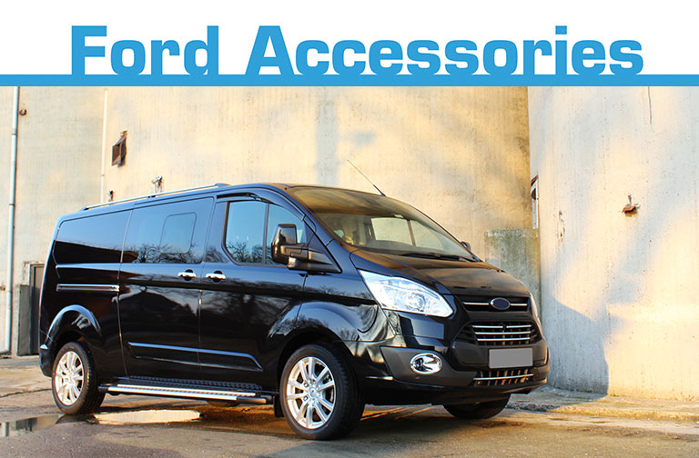 Download onze Ford Brochure